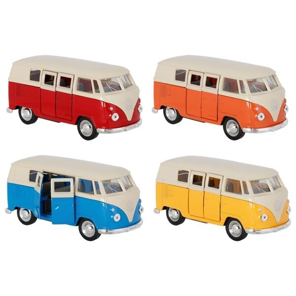 Atvelkama automašīna-Volkswagen T1 mikroautobuss (1.gb.)