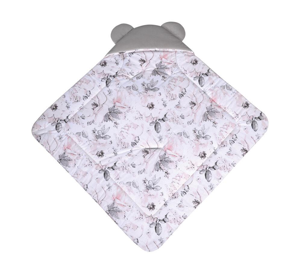 Guļammaiss light grey + pink