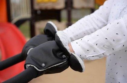 Eko ādas cimdi (black)